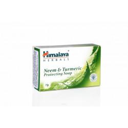 Himalaya Herbals Mydło Oczyszczające Neem & Kurkuma 75g