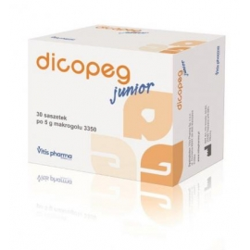 Dicopeg Junior proszek 5g 30 saszetek
