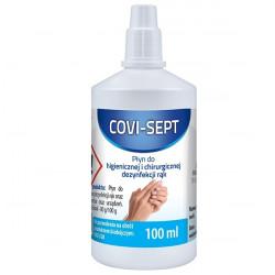 COVI-SEPT Płyn do higienicznej i chirurgicznej dezynfekcji rąk 100ml