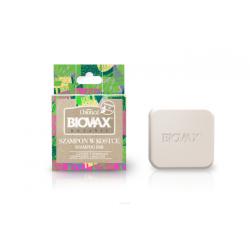 L'Biotica BIOVAX Szampon w kostce Czystek i Czarnuszka 82g
