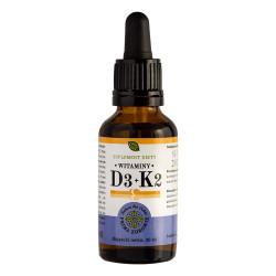 Witamina d3k2 Mk7 30ml Prima Zdrowie