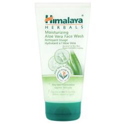 Himalaya Żel do mycia twarzy z aloesem 150ml