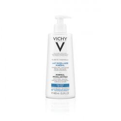 Vichy Pureté Thermale Mineralne mleczko micelarne do skóry suchej 400ml