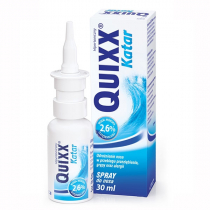 Quixx Katar Spray do nosa 30ml