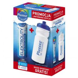 Plusssz Elektrolity 24 tabletek + Bidon