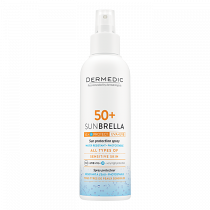 DERMEDIC SUNBRELLA Spray ochronny SPF50+ 150ml