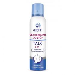 ACERIN Talk dezodorant do stóp z talkiem 3w1 150ml