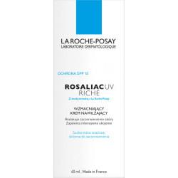 La Roche-PosayRosaliac UV Riche Wzmacniający Krem Nawilżający o Bogatej Konsystencji Spf 15 40ml