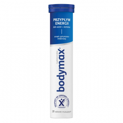 Bodymax Przypływ Energii 20 tabletek