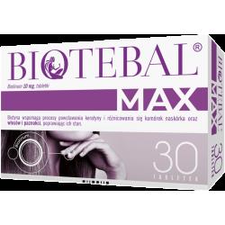 Biotebal Max 10mg 30 tabletek