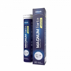 Zdrovit Magnum Forte cytrynian 20 tabletek