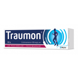 Traumon 100mg/g, żel 100g
