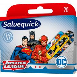 Plastry Salvequick Justice League 1 Opakowanie (20 sztuk)