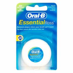 Nić dentystyczna Oral-B  Essential Floss 50m