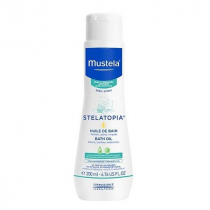 Mustela Stelatopia Olejek do kąpieli 200ml