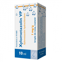 Xylometazolin VP Krople do nosa 1mg/ml 10ml