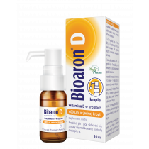 Bioaron D Krople 400 j.m. 10ml