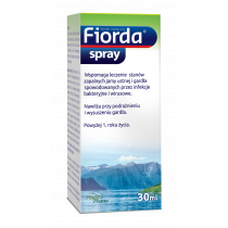 Fiorda Spray 30ml
