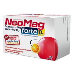 NeoMag Forte D3 50 tabletek