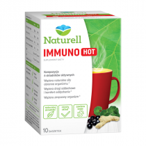 Naturell IMMUNO HOT 10 saszetek