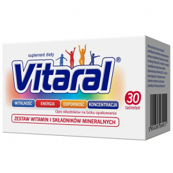 Vitaral 30 tabletek