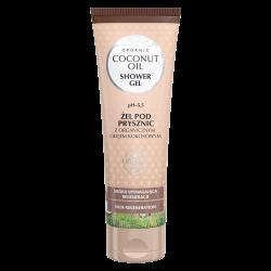 GlySkinCare Organic Żel pod prysznic z organicznym olejem kokosowym 250ml Diagnosis
