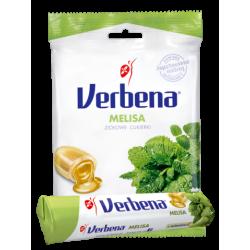 Verbena Nadziewane ziołowe cukierki z melisą i witaminą C 60g