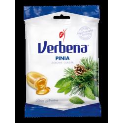Verbena Nadziewane ziołowe cukierki z pinią i witaminą C 60g