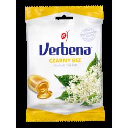 Verbena Nadziewane ziołowe cukierki z czarnym bzem i witaminą C 60g