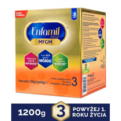 Enfamil Premium MFGM 3 Mleko modyfikowane 1200g