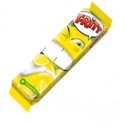 Fritt Gumy Rozpuszczalne Smak cytrynowy 3 sztuki