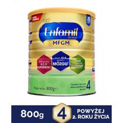 Enfamil Premium MFGM 4 Mleko modyfikowane 800g