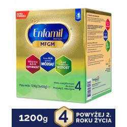 Enfamil Premium MFGM 4 Mleko modyfikowane 1200g
