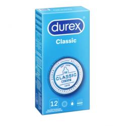 Durex Classic Prezerwatywy 12 sztuk