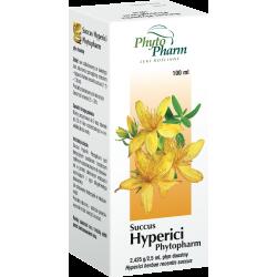 Succus Hyperici 2,425g/2,5ml Płyn doustny 100ml Phytopharm
