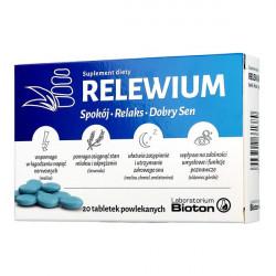 Relewium 20 tabletek