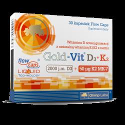 Olimp Gold-Vit D3 + K2 30 kapsułek