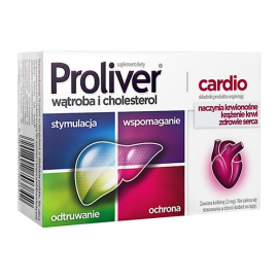 Proliver Cardio 30 tabletek