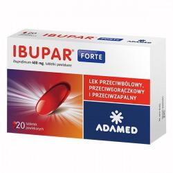 Ibupar Forte 400mg 20 tabletek