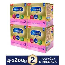 Enfamil Premium MFGM 2 Mleko następne 4x1200g