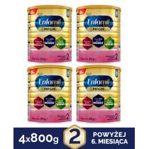 Enfamil Premium MFGM 2 Mleko następne 4x800g