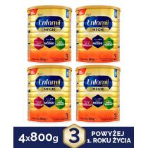 Enfamil Premium MFGM 3 Mleko modyfikowane 4x800g