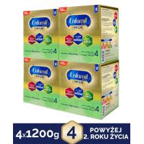 Enfamil Premium MFGM 4 Mleko modyfikowane 4x1200g