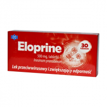 Eloprine 500mg 30 tabletek