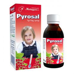 Pyrosal 1g/ 10g Syrop 125g
