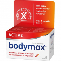 Bodymax Active 60 tabletek