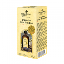 Langsteiner Oryginalne Zioła szwedzkie 250ml