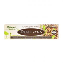Debelizyna Pasta doustna 3,27g/5g 100g