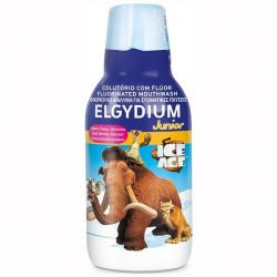 Eldygium Junior Ice Age Płyn do płukania jamy ustnej malinowo-truskawkowy 500ml
