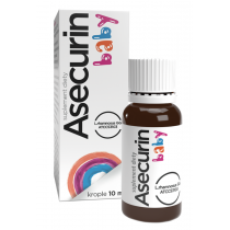 Asecurin Baby krople, 10 ml